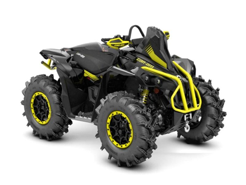 2019 Can-Am® Renegade® X® mr 1000R | RideNow Ocala