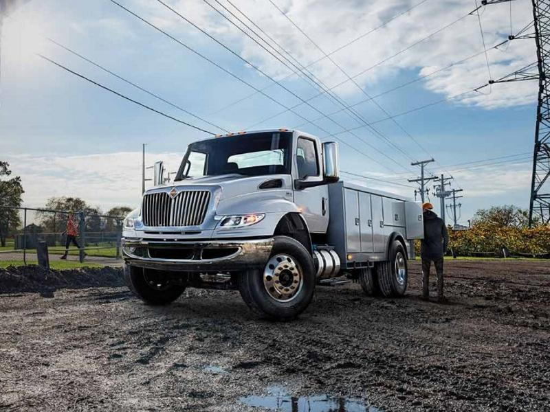 Used International Trucks >> Used International Trucks In Chattanooga Tn International Truck