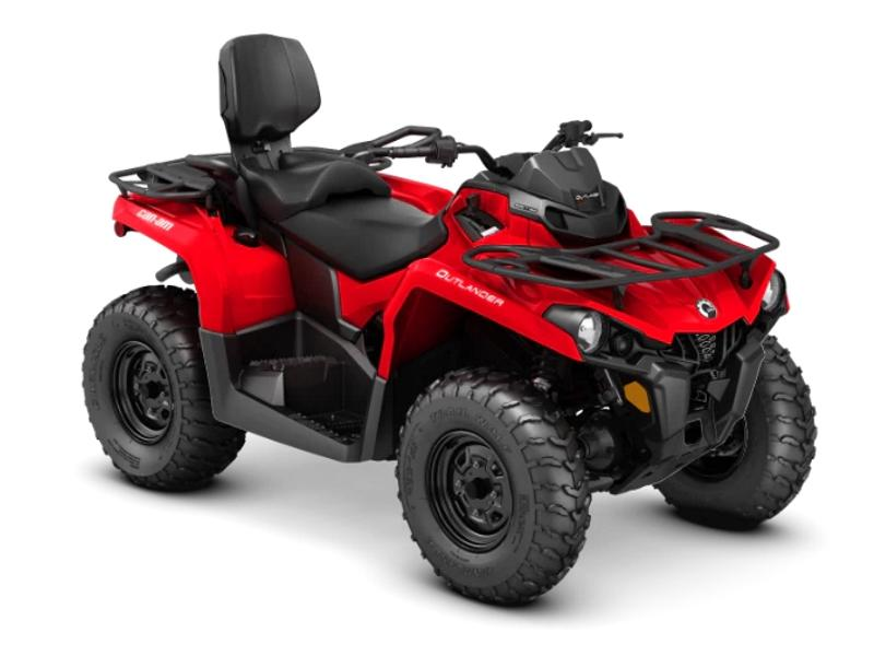 2019 Can-Am® Outlander™ MAX 450 Stock: C001460   Rock Hill