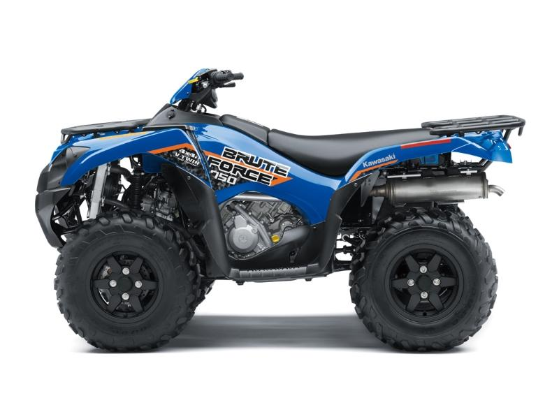 2019 Kawasaki Brute Force 750 4x4i Eps Daytona Fun Machines