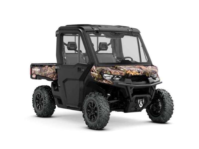 2019 Can-Am® Defender XT™ CAB HD10 Mossy Oak Break-Up