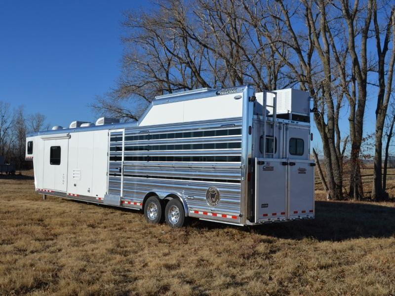 Used Livestock Trailers For Sale in Texas   Used Horse ...