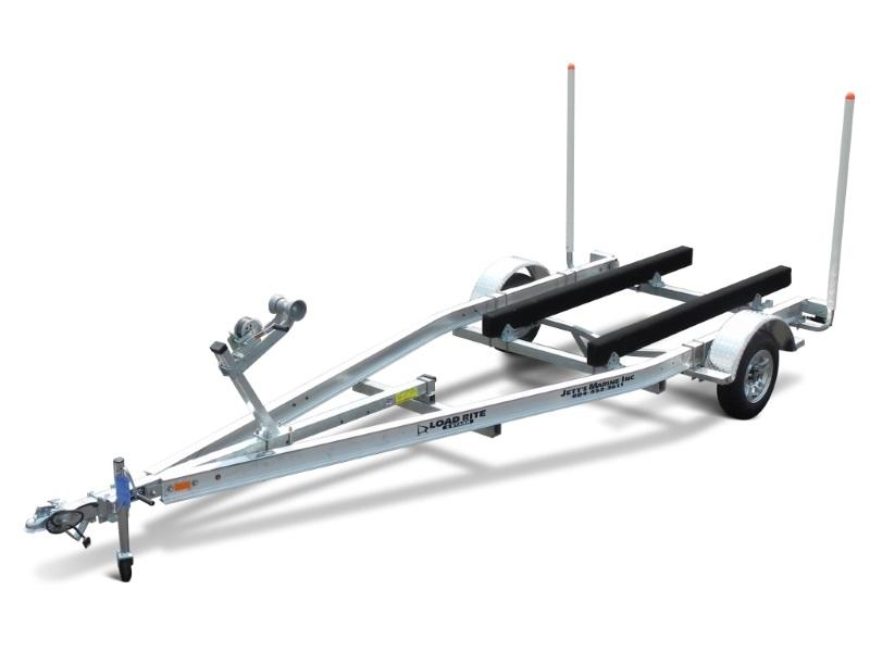 2019 Load Rite Aluminum Single Axle Skiff Lr