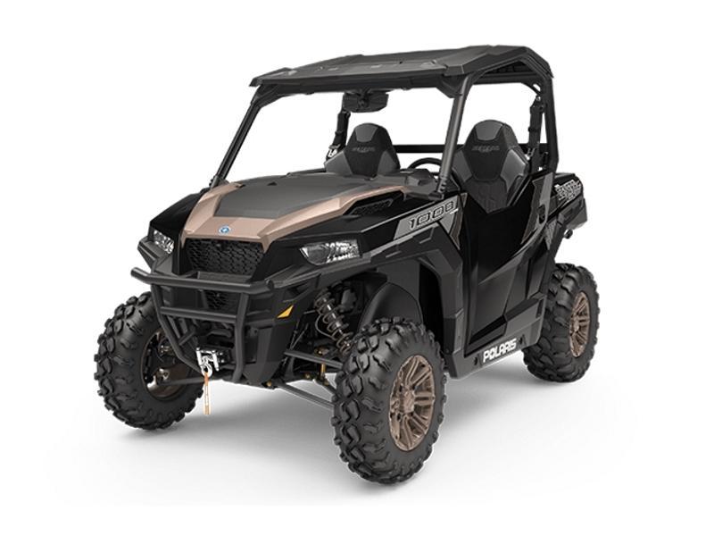 2019 Polaris® GENERAL® 1000 EPS Ride Command Edition Black