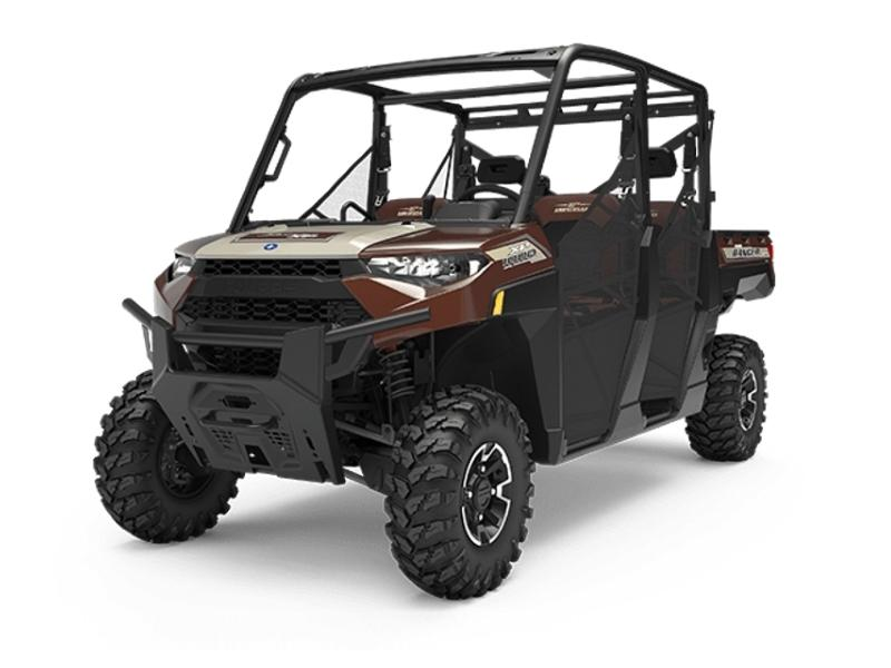 2019 polaris® ranger crew® xp 1000 eps 20th anniversary limited.