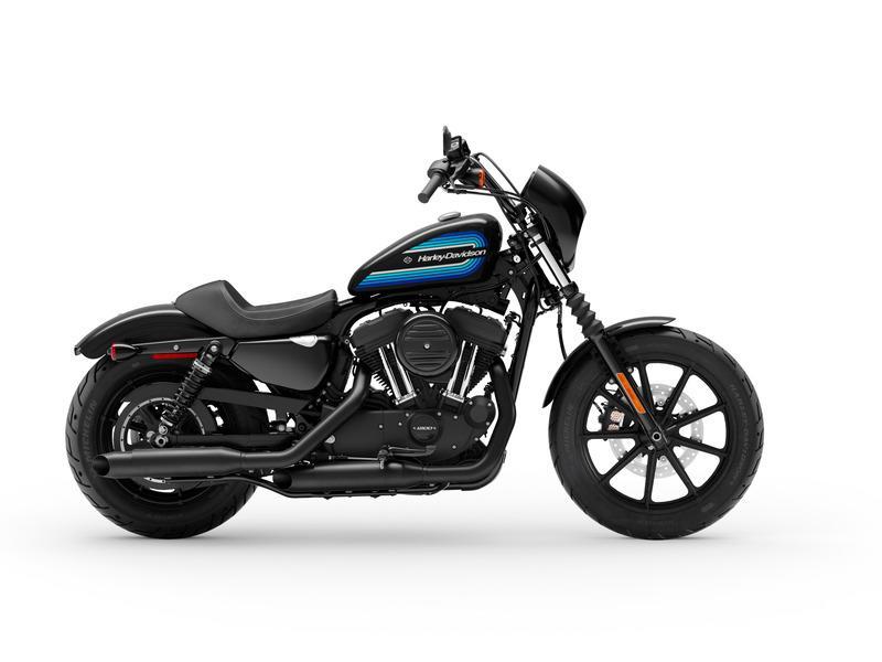 New 2019 Harley-Davidson Iron 1200