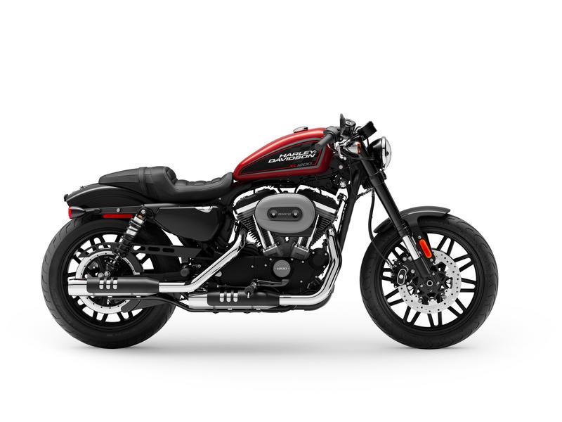 New 2019 Harley-Davidson Roadster