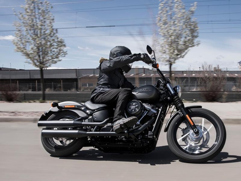 New Motorcycles For Sale in Eureka CA | Harley-Davidson® Dealer
