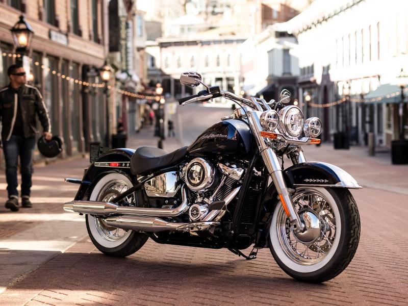 Softail® Motorcycles For Sale in Ocala FL | Harley® Dealer