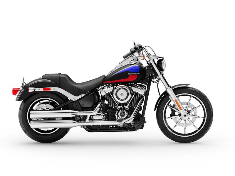 New 2019 Harley-Davidson Low Rider