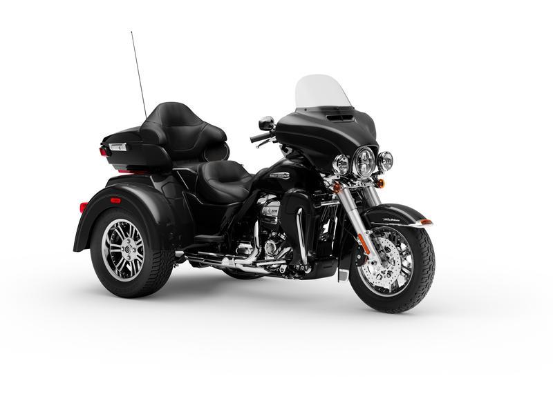 2019 Harley Davidson Flhtcutg Tri Glide Ultra Space Coast
