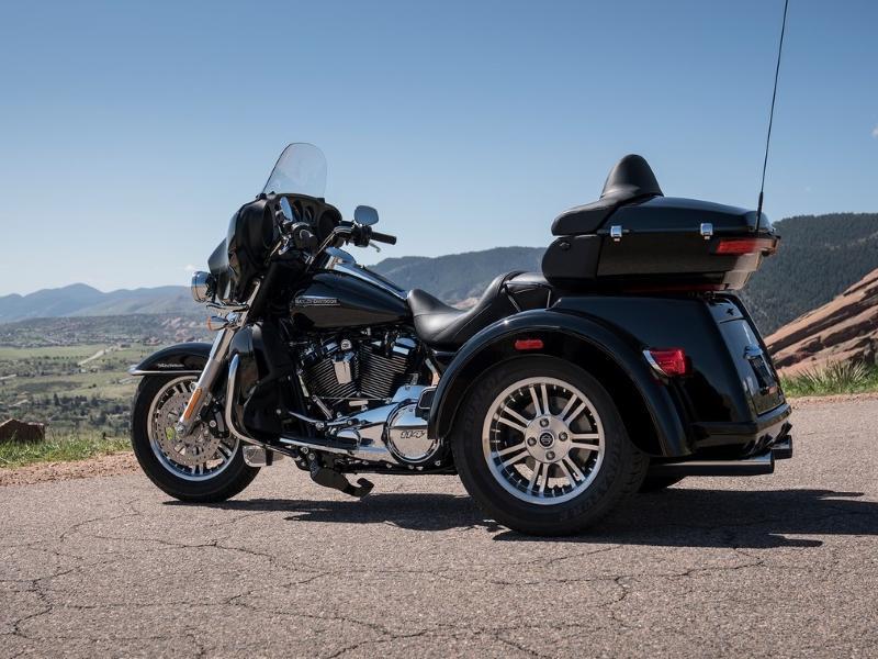 2019 Trike Motorcycles Harley-Davidson Trike Motorcycle