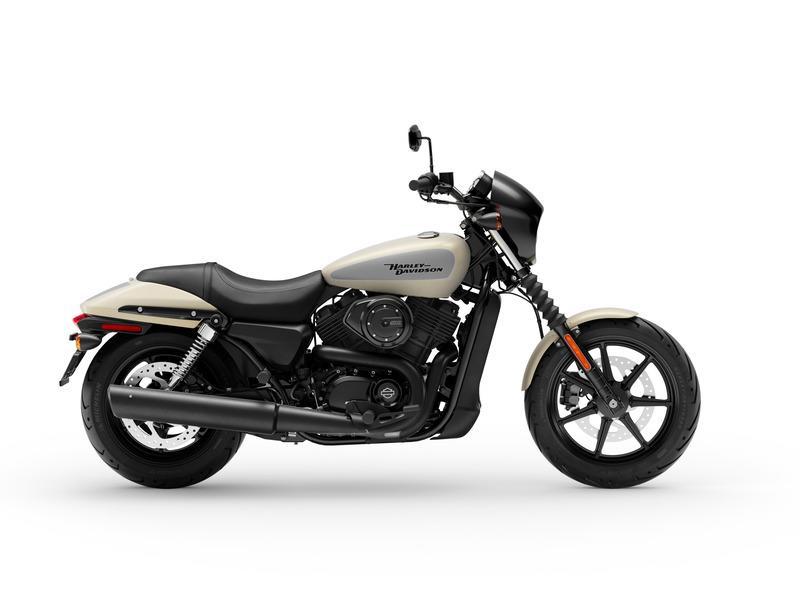New 2019 Harley-Davidson Street 500
