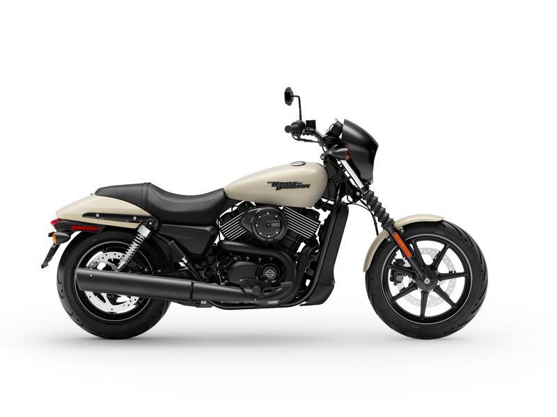 New 2019 Harley-Davidson Street 750