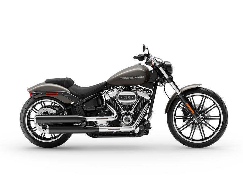 New 2019 Harley-Davidson Breakout 114