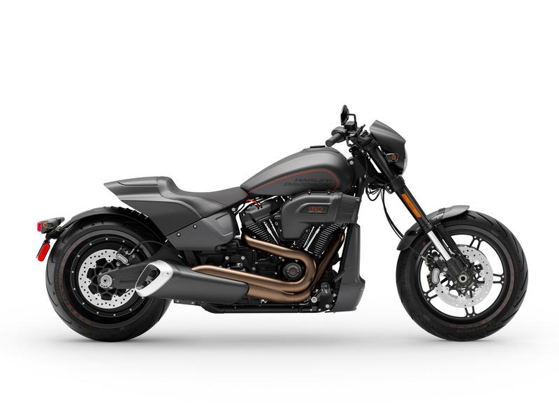New 2019 Harley-Davidson FXDR 114