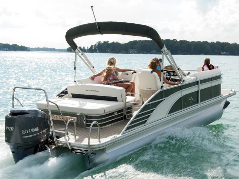 Bennington Pontoon Boats For Sale | Charlotte, NC | Pontoon