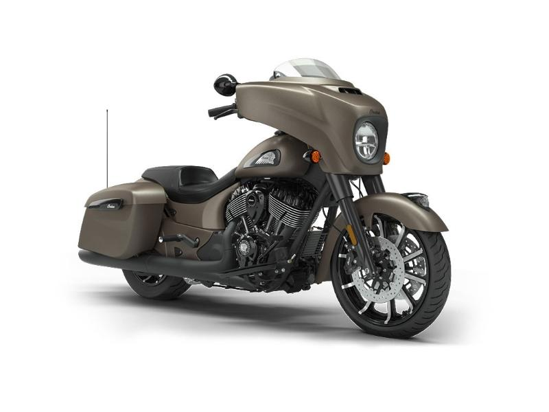 2019 Indian Motorcycle® Chieftain Dark Horse® Bronze Smoke