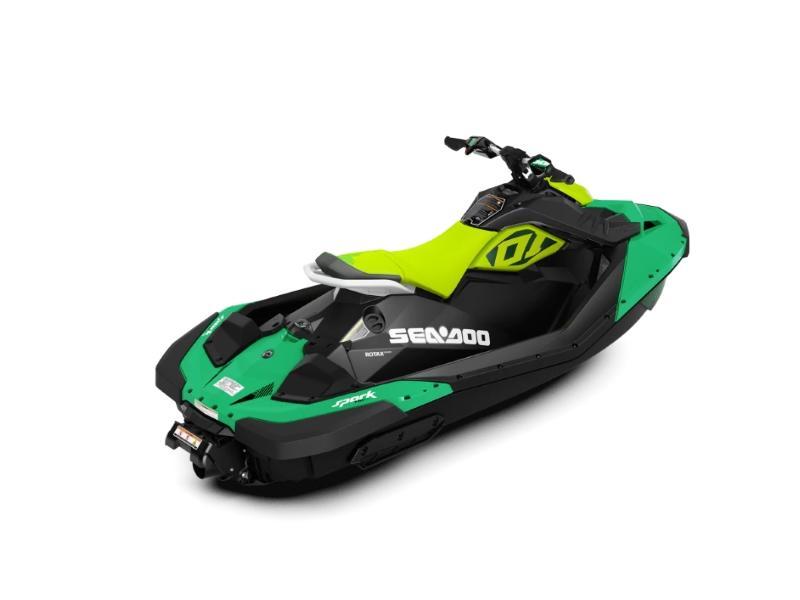 2019 Sea-Doo Spark® Trixx™ 2-up Rotax® 900 H O  ACE™ IBR