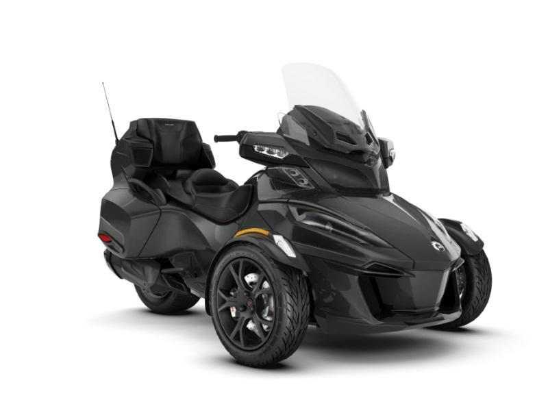 2019 Can Am Spyder Rt Limited Dark Performance Powersports