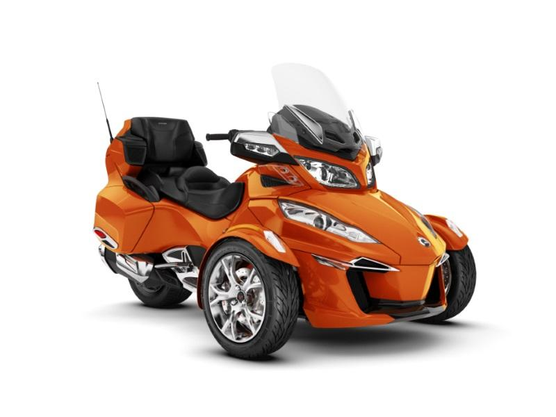 2019 Can-Am® Spyder RT Limited Chrome | Del Amo Motorsports