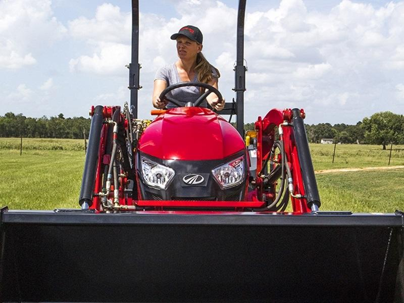 2019 Mahindra eMAX 20S HST | JTN Outdoor Power Equipment