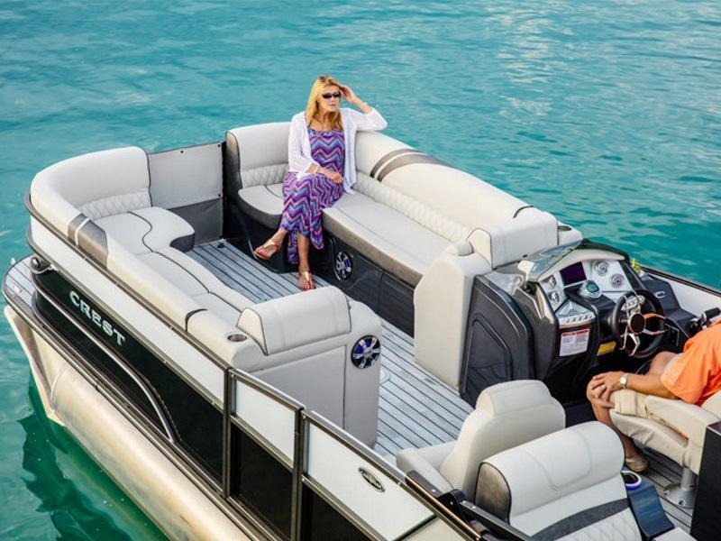 Pontoon Boats For Sale in Minnesota | Pontoon Boat Dealer