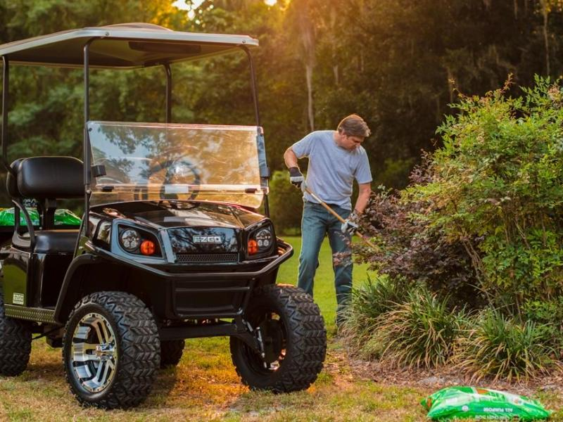 E Z Go Golf Carts For Sale In In Oh E Z Go Dealer