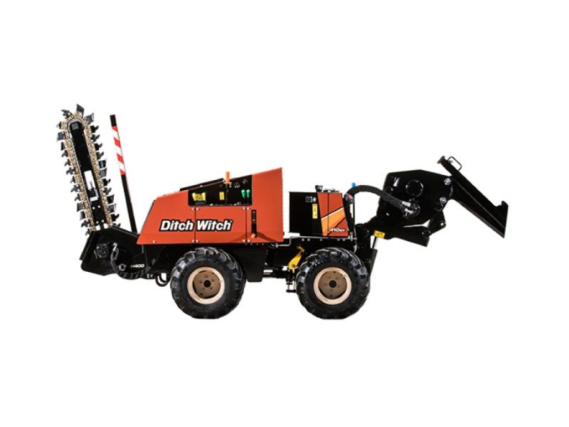 2018 Ditch Witch® 410SX | Ditch Witch® UnderCon