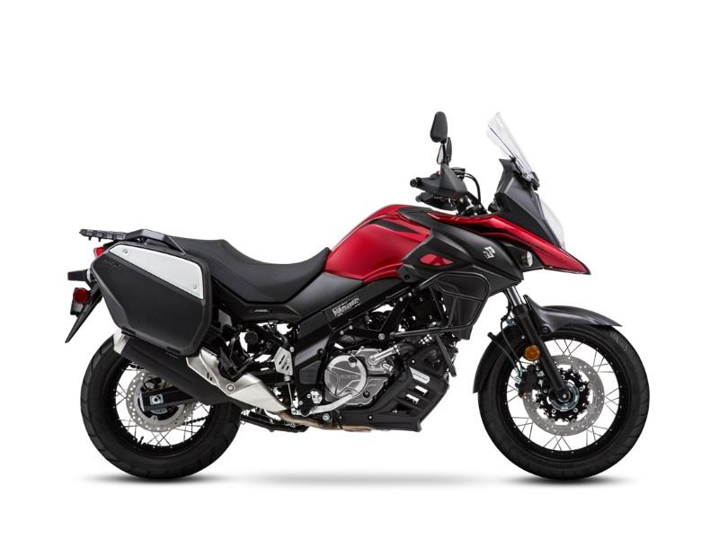 2019 Suzuki V Strom 650xt Touring Burgers Motorcycles