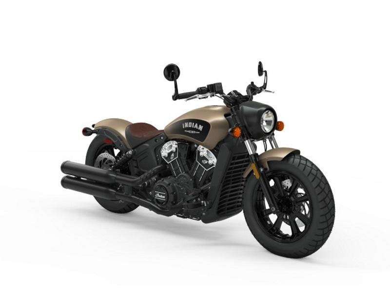 2019 Indian Motorcycle® Scout® Bobber Icon Series Deep Brass