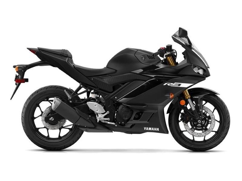 2019 Yamaha YZF-R3 ABS | RideNow on Boulder