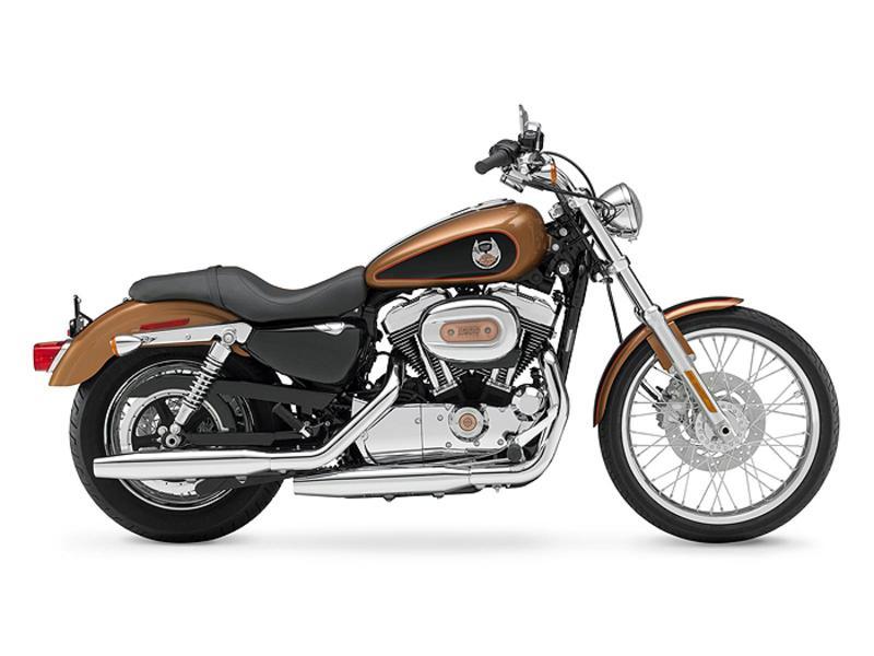 2008 Harley-Davidson® XL1200C - Sportster® 1200 Custom 105th ...