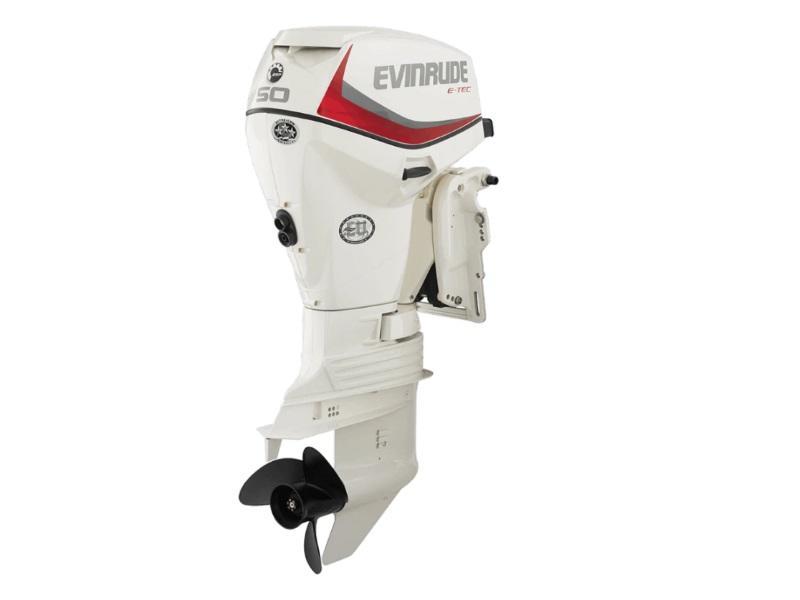 2019 Evinrude 50 HP | Boat Shop, Inc