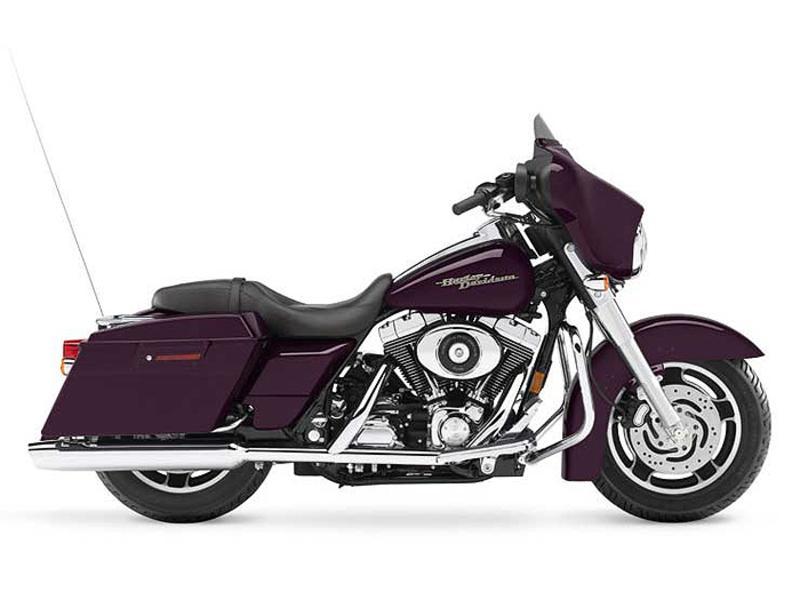 2006 harley-davidson® flhx - street glide® stock: 701725