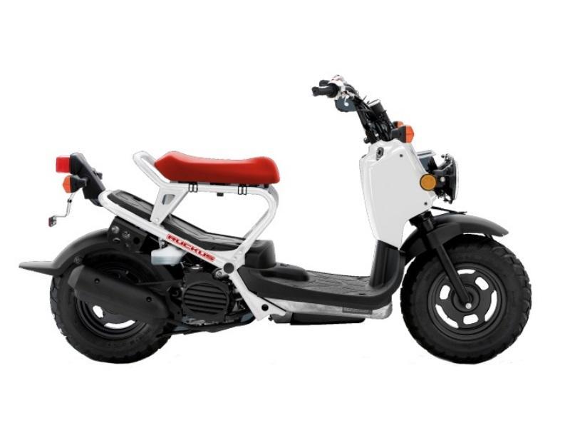 2019 Honda Ruckus Mcmahons Cycle Sales