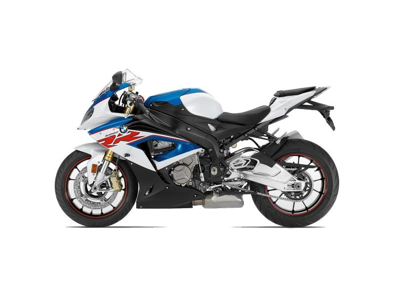 2019 Bmw S 1000 Rr Light White Lupin Blue Metallic Racing Red Select
