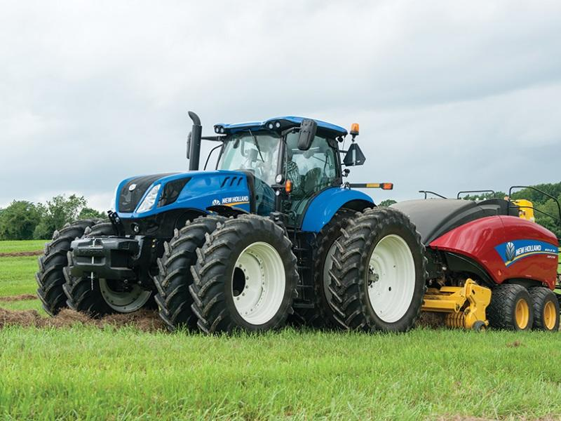 Used New Holland Tractors For Sale In Oregon Washington
