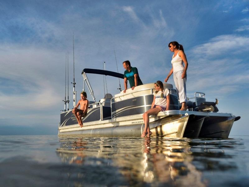 Apex Marine Pontoon Boats For Sale In Michigan Apex Marine Dealer
