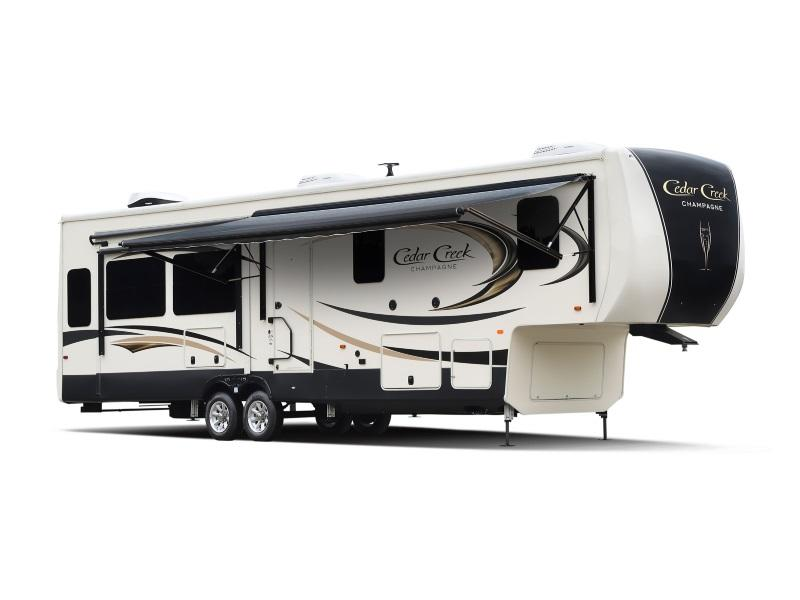 Forest River Cedar Creek Travel Trailers & Fifth Wheels For