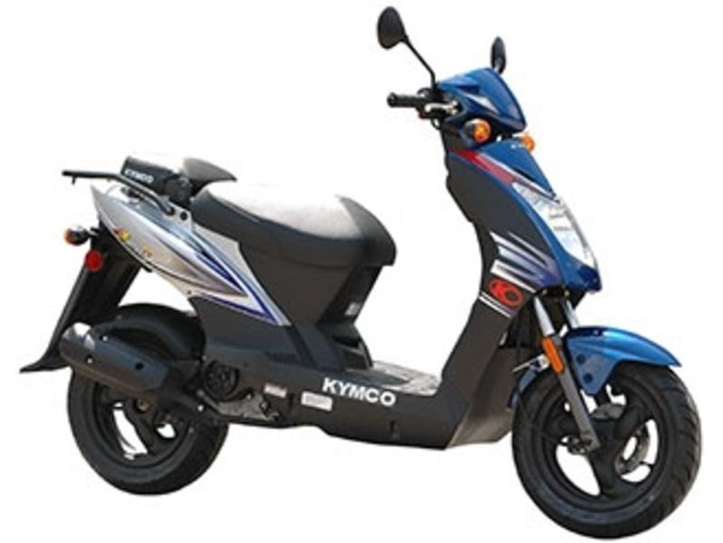 Kymco 50cc scooter manual