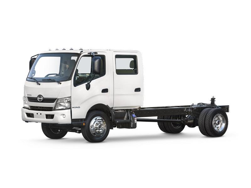 2020 Hino Trucks 195 DC Stock: 2020-195DC | Degel Truck Center