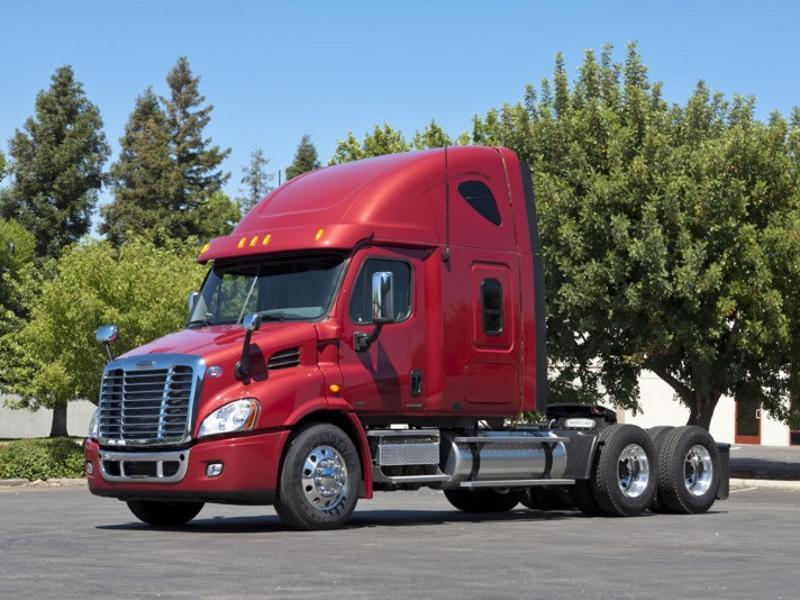 2020 Freightliner® Cascadia® Stock: F11416 | Triple-T Truck