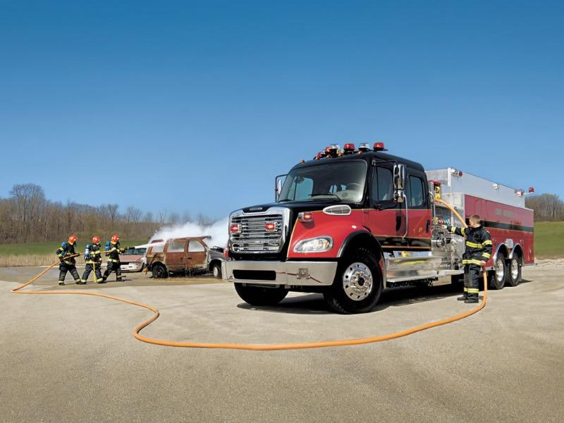 Fire Trucks For Sale Near St  Cloud, MN | Fire Truck Dealer