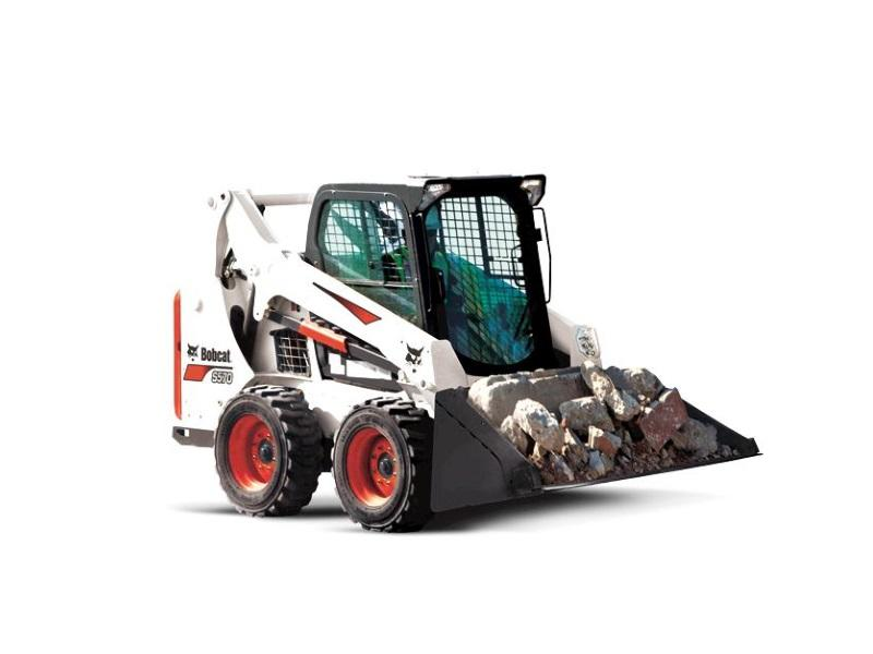 2019 Bobcat Skid Steer Loaders S570 Bobcat Of Missoula