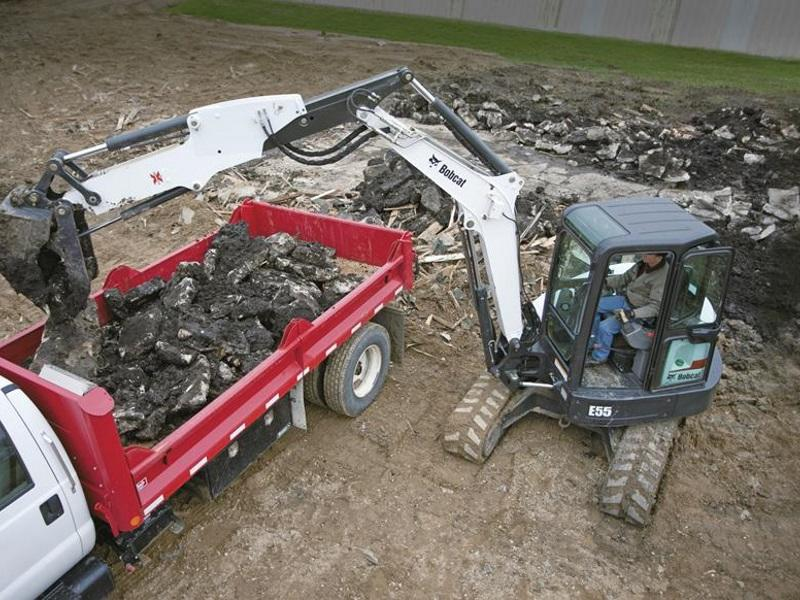 Construction Equipment Rentals | PA & OH | Bobcat® Rentals