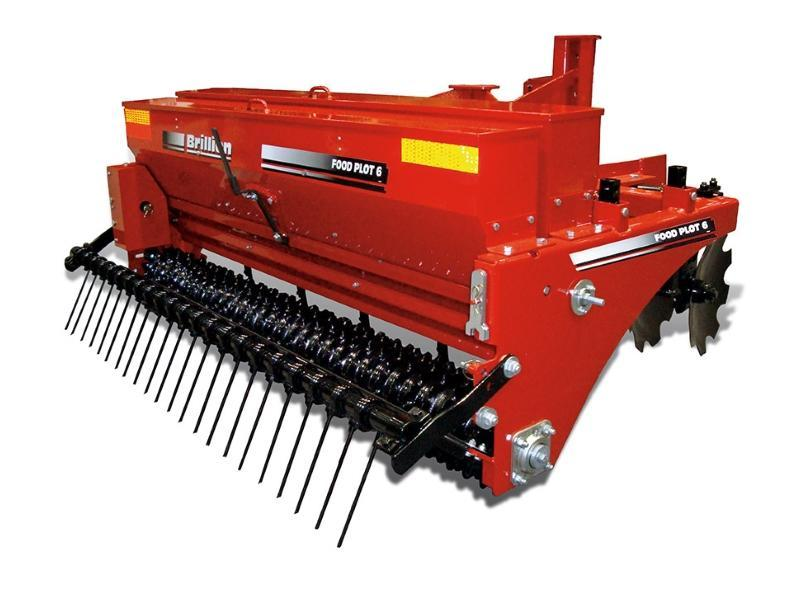 2019 Brillion Food Plot Seeder Farm Rite Equipment