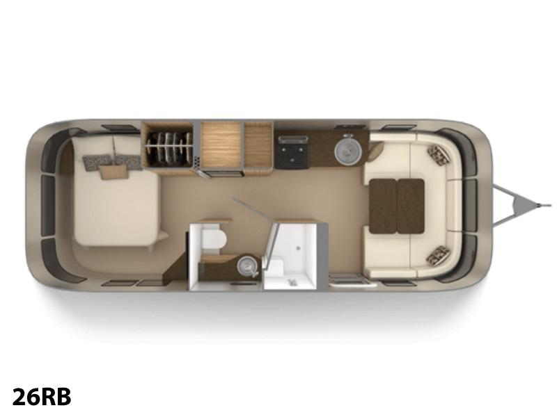 2020 Airstream Flying Cloud 26RB   Airstream San Diego