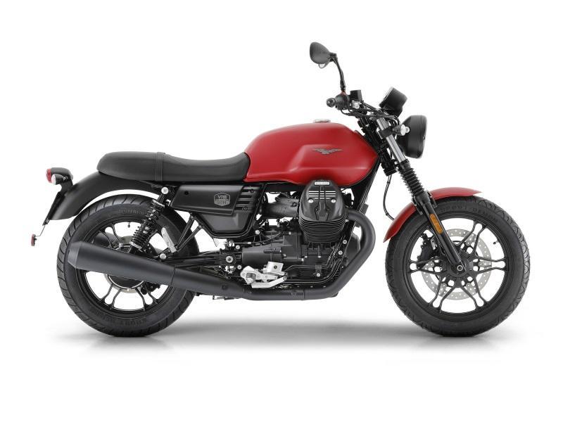 2019 Moto Guzzi V7 III Stone | Vespa Brooklyn