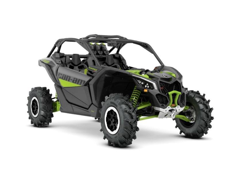 2020 Can-Am® Maverick™ X3 X™ mr Turbo Stock: 000058 | Rival